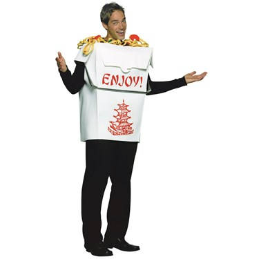 Chinese Take Out Adult Costume