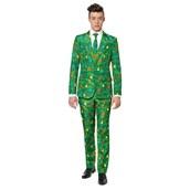 Christmas Green Tree Suitmeister Adult Costume