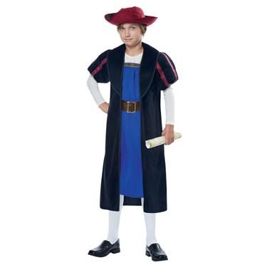Christopher Columbus/Explorer Child Costume