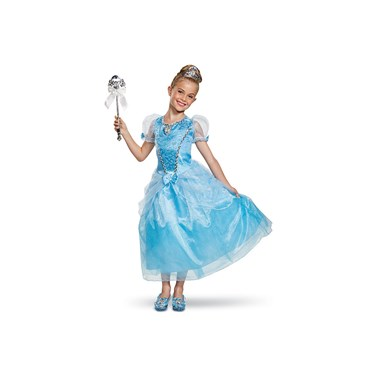 Cinderella Deluxe Child Costume