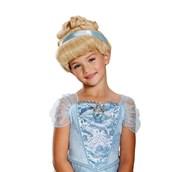 Cinderella Deluxe Child Wig