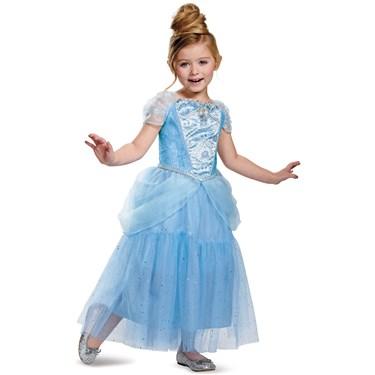Cinderella Deluxe Costume