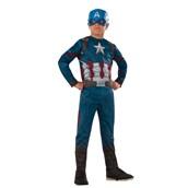 Civil War Captain America Child Costume