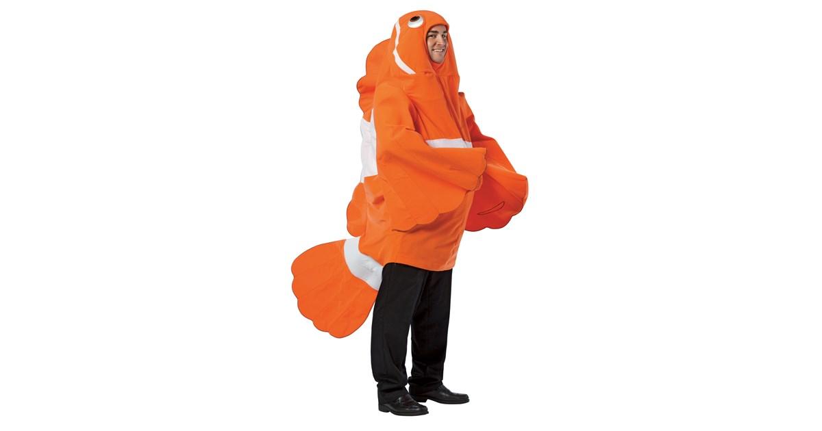 Clown fish adult costume for Buy clown fish