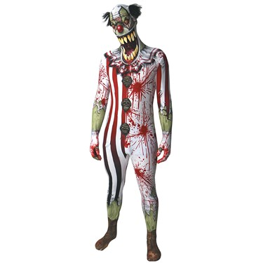 Clown Jaw Dropper Adult Costume