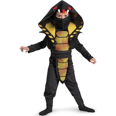 Cobra Ninja Toddler / Child Costume