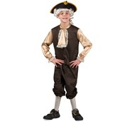 Colonial Boy's Costume