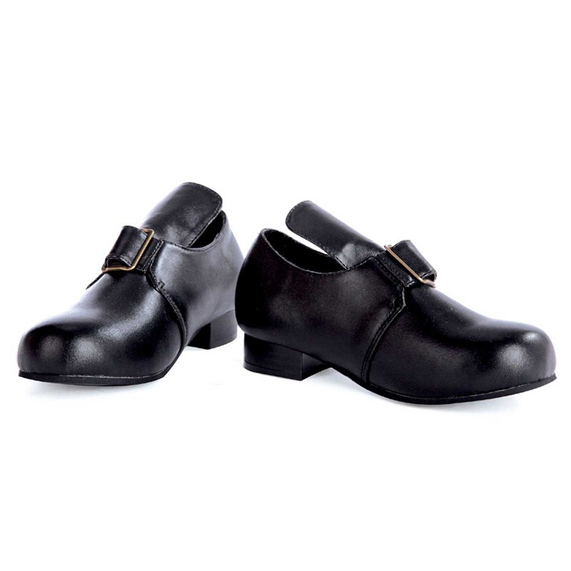 Ellie Shoes Kids Colonial Child Shoes- Black: Large (2/3)