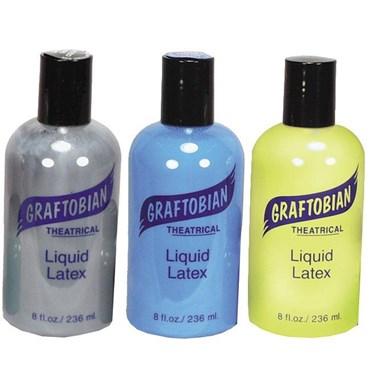 Colored Liquid Body Latex