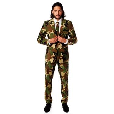 Commando Opposuits Adult Costume