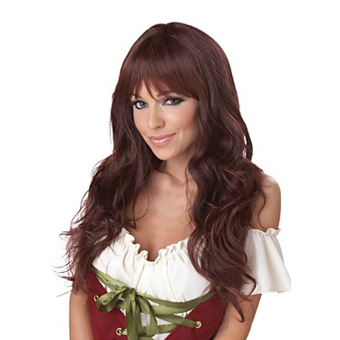 Coquette (Brunette) Adult Wig