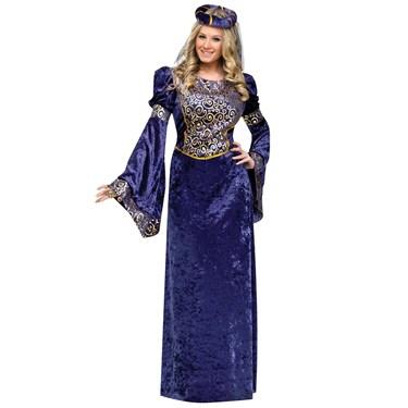 Court Lady Adult Costume