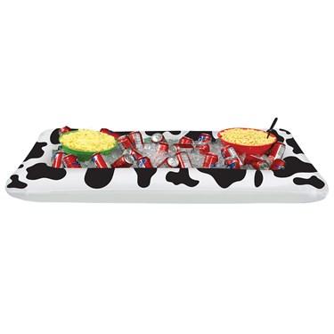 Cow Print Cooler