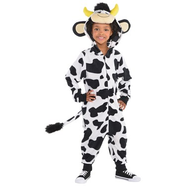Cow Toddler Zipster