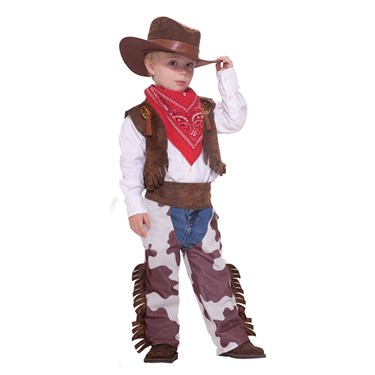 Cowboy Child Costume