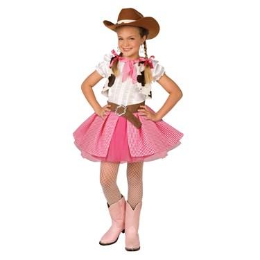 Cowgirl Cutie Child Costume