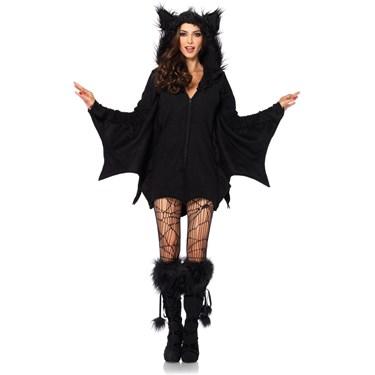 Cozy Bat Sexy Adult Costume