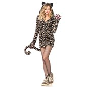 Cozy Leopard Costume