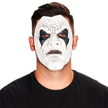 Creepy Jester Adult Mask