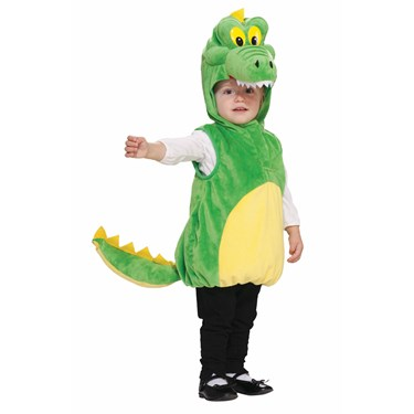 Crocodile Toddler Costume