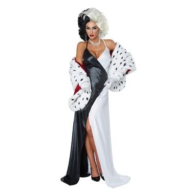 Cruel Diva Women's Costume