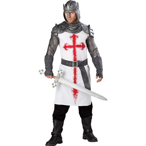 Crusader Premier Adult Costume
