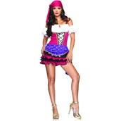 Crystal Ball Gypsy Adult Costume