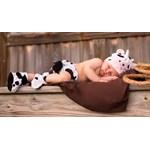 Cuddly Calf Infant Diaper Cover Set