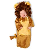 Cuddly Lion Infant Bunting