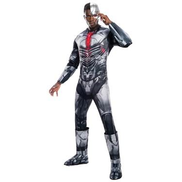 Cyborg Deluxe Adult Costume