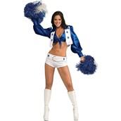 Dallas Cowboy Cheerleader Adult Costume