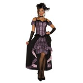 Dance Hall Mistress Adult Costume