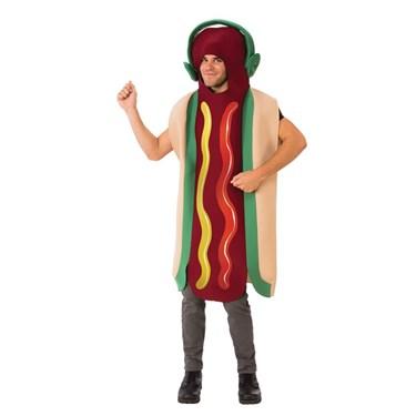 Dancing Hot Dog Adult Costume