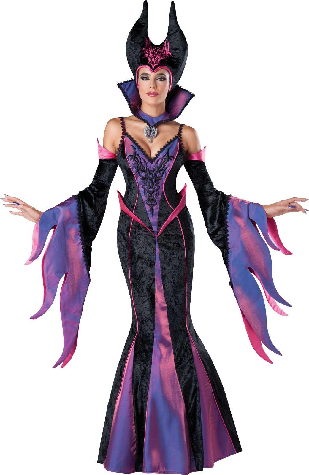 Dark Sorceress Womens Costume | BuyCostumes.com