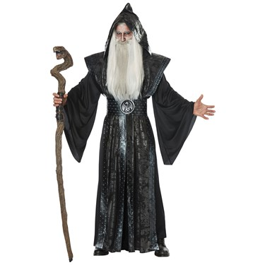 Dark Wizard Adult Costume