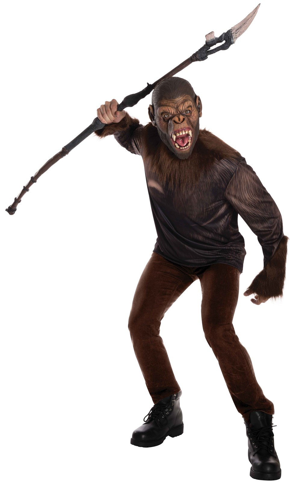 Dawn Of The Planet Of The Apes - Caesar Ape Costume | BuyCostumes.com