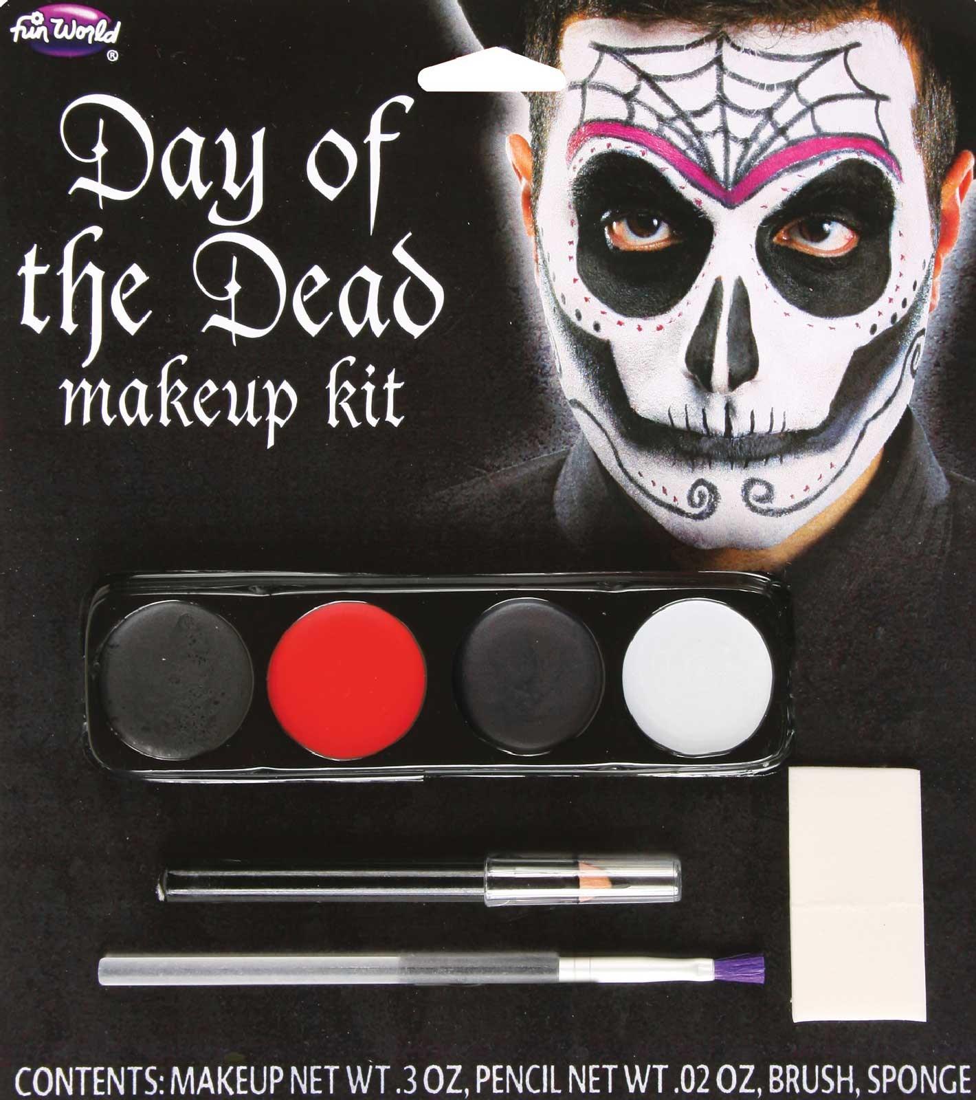 The Dead Mens Makeup Kit