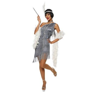 Dazzling Flapper Sexy Adult Costume