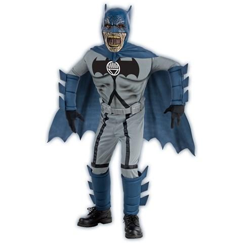DC Comics Blackest Night Deluxe Zombie Batman Child Costume