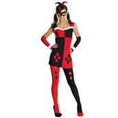 DC Comics Harley Quinn Tween Costume