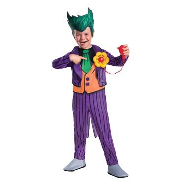DC Comics - The Joker Deluxe Child Costume