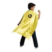 DC Orig. Batman/Robin Reversible Cape Set Child One Size