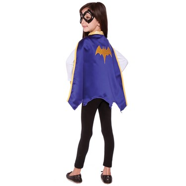 DC Super Hero Girls Batgirl Child Cape Set