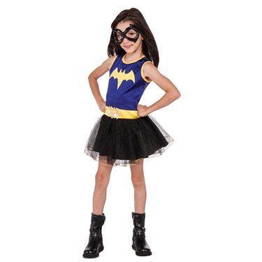 DC Super Hero Girls Batgirl Child Tank Dress