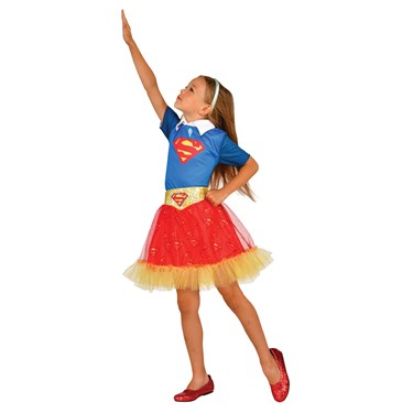 DC Super Hero Girls Supergirl Child Skirt