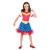DC Super Hero Girls Wonder Woman Child Skirt