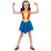 DC Super Hero Girls Wonder Woman Child Tank Dress