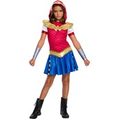 Dc Super Hero Girls Wonder Woman Hoodie Dress