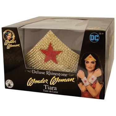 DC SUPERHERO - Wonder Woman Deluxe Tiara