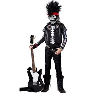 Dead Man Rockin Child Costume